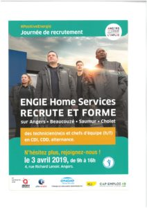 recrutement formation saumur angers mission locale